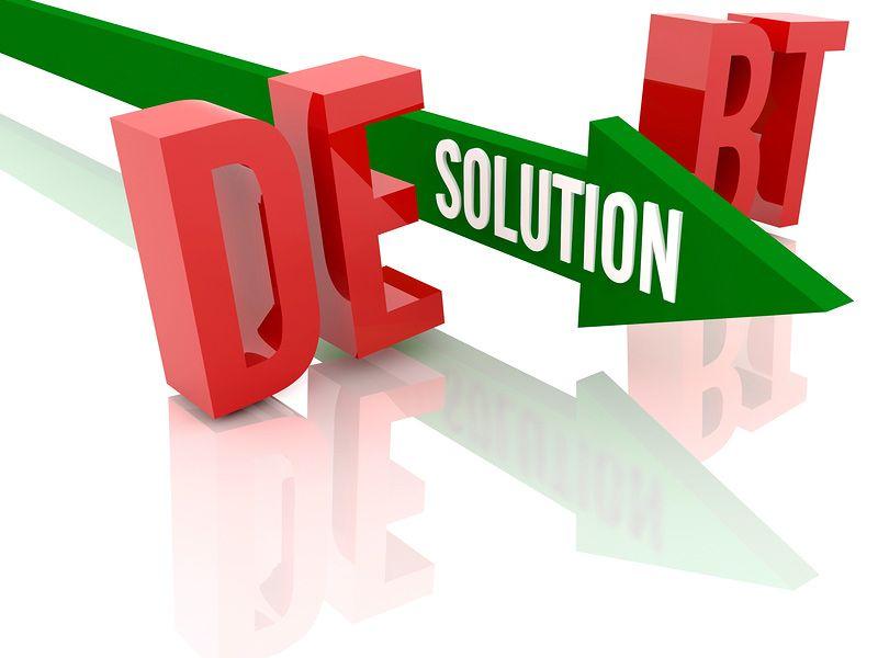 best solution for debt
