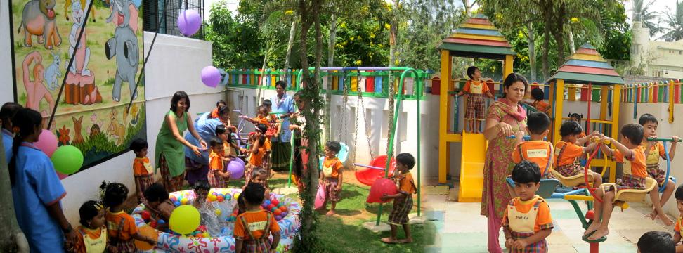 Best Preschools in Hennur Bangalore