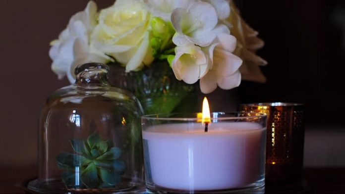 Handmade Home Decor Candles For Sale,