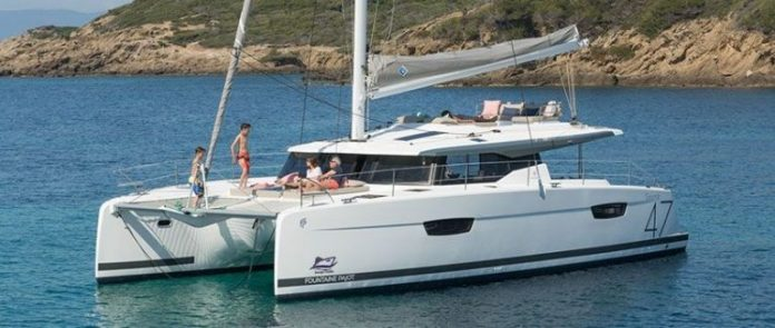 Sailboat Charter Greece