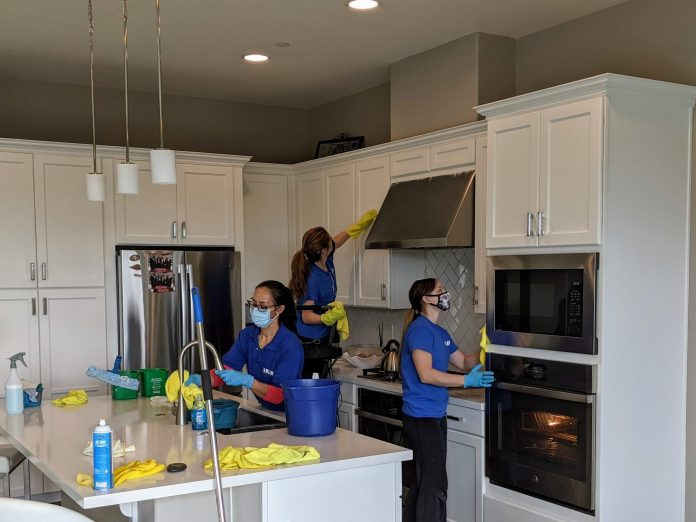 Residential Cleaning Toronto
