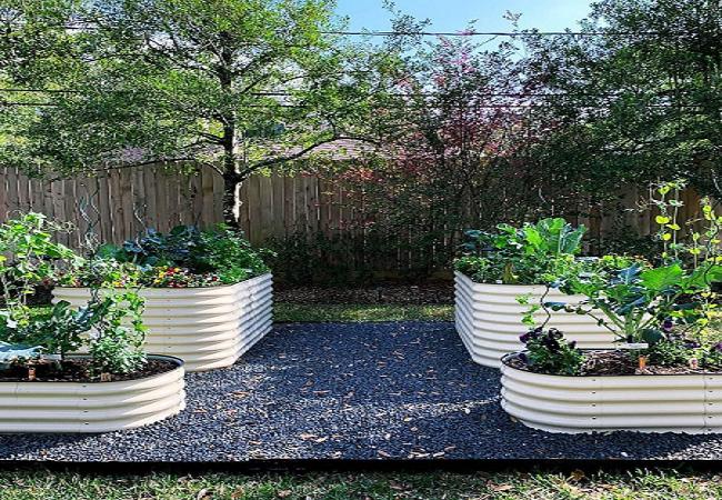 Metal Raised Garden Bed