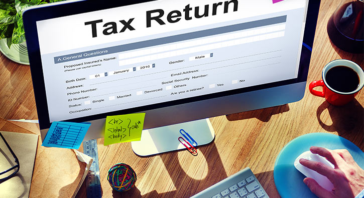 File Taxes Online Canada